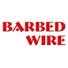 Showband Barbed Wire